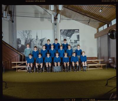 Negative: CBHS 1984 Class 4RY