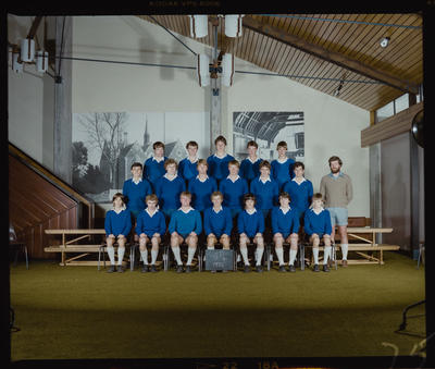 Negative: CBHS 1984 Class 6P4