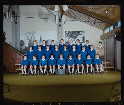 Negative: CBHS 1984 Class 5S
