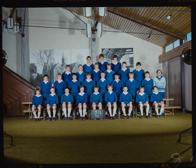 Negative: CBHS 1984 Class 5N