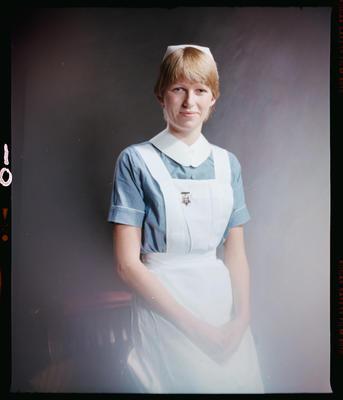 Negative: Ruth Crawford Nurse Portrait