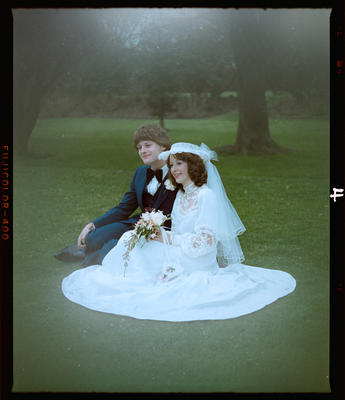 Negative: Mitchell-Edwards Wedding