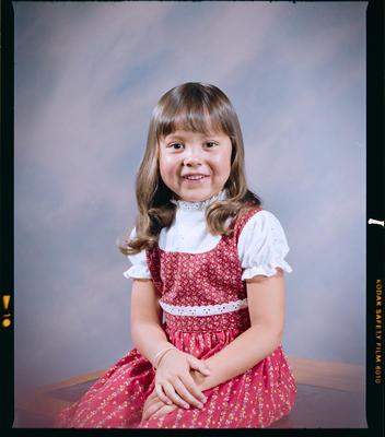 Negative: Tenau Child Portrait