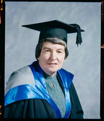 Negative: Mrs McCulloch Graduate