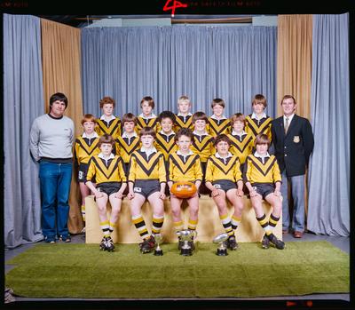 Negative: Papanui Rugby League 1982