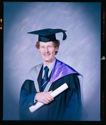 Negative: Mr R. Jarratt Graduate