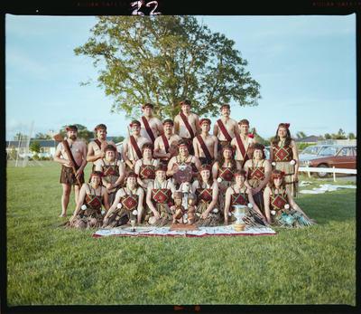 Negative: Albion Cultural Group 1982