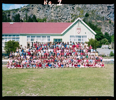 Negative: Redcliffs Primary School 75th Jubilee