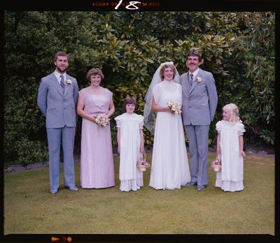 Negative: Lyford-Creed Wedding