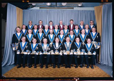 Negative: Provincial Grand Masonic Lodge