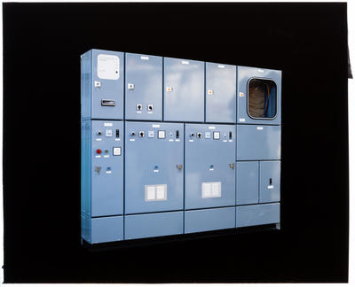 Negative: Standish & Preece Industrial Switchboard