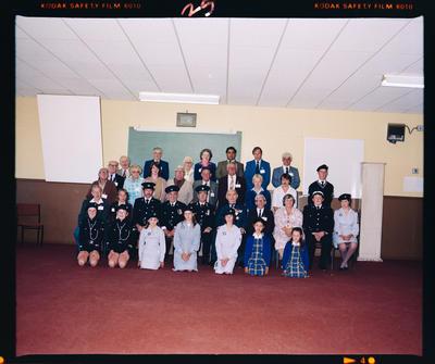 Negatives: St John 50th Anniversary Group