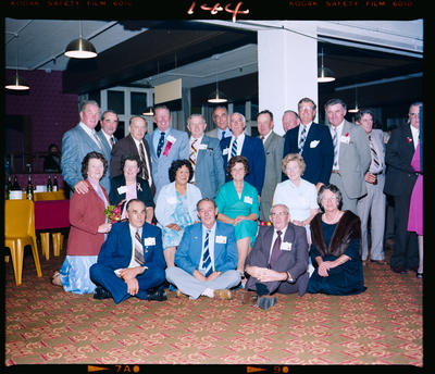 Negative: J Force 1983 Reunion Group