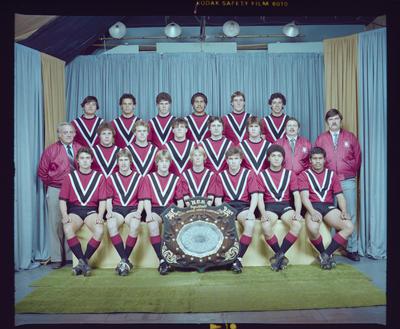 Negative: Canterbury Junior 19yo Rugby League 1982