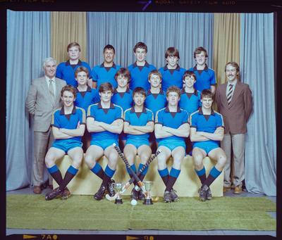 Negative: CBHS Hockey Team 1983