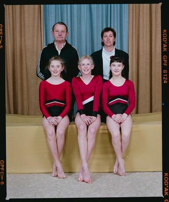 Negative: Damax Gymnastics Team 1990