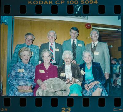 Negative: Opawa School 110 Years Jubilee Reunion Group
