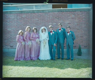 Negative: Vicky-Mackay Wedding