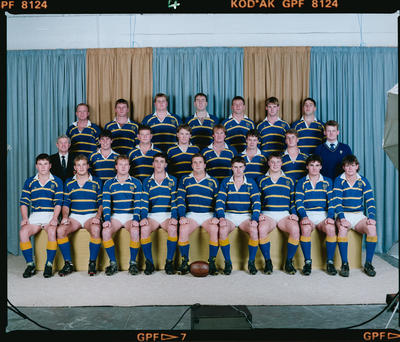 Negative: Lincoln College Senior B Rugby 1990