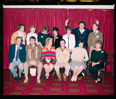 Negative: Papanui High School 20 Year Reunion 1984
