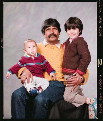 Negative: Mr Ali and His Children