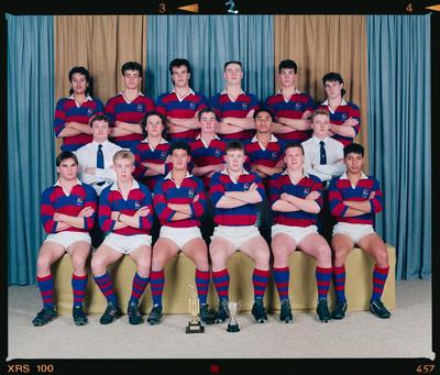 Negative: Sydenham Rugby Union U18s 1990