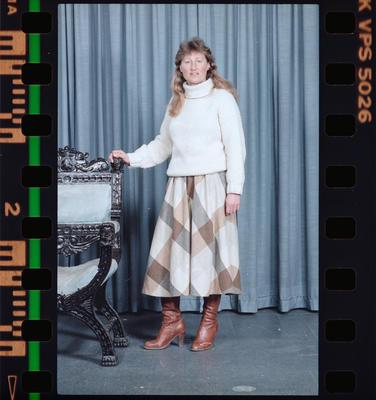 Negative: Lynn Brooks Portrait