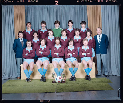 Negative: Burndale Soccer Team 1984