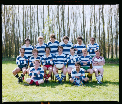 Negative: Riccarton Rugby League 1983