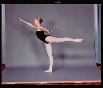 Negative: Ms Swartz Ballerina