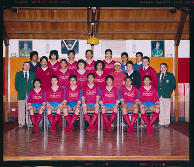 Negative: Central Districts Rugby League 17yos 1983