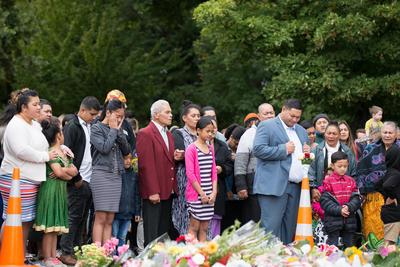 Digital Photograph: Mourners