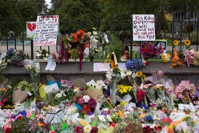 Digital Photograph: Tributes