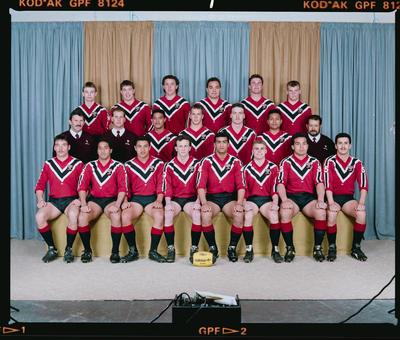 Negative: Canterbury Rugby League U19 1990 Team