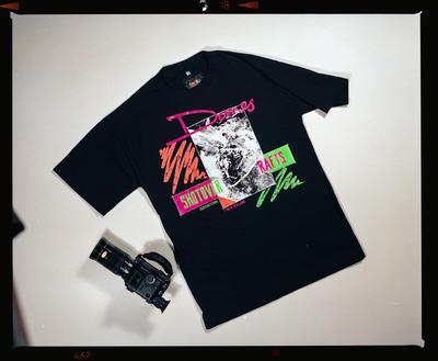 Negative: Danes Shotover Rafts T-shirt