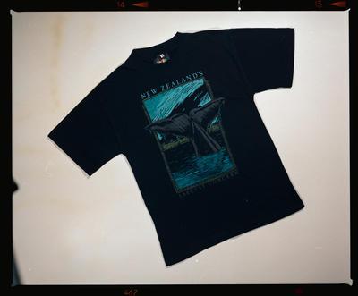Negative: Whale T-shirt