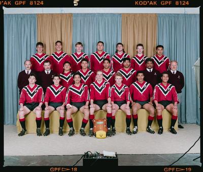 Negative: Canterbury Rugby League U17 1990 Team
