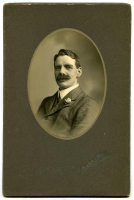 Photograph, Black and White:  Edgar Lovell-Smith