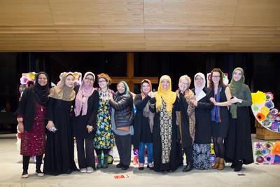 Digital Photograph: Unity Women