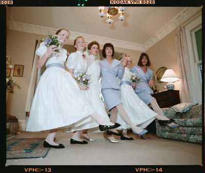 Negative: Macleod-Greig Wedding
