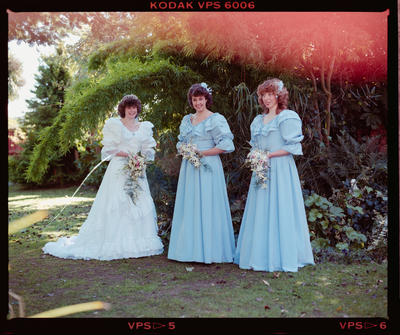 Negative: Cook-Weaver Wedding