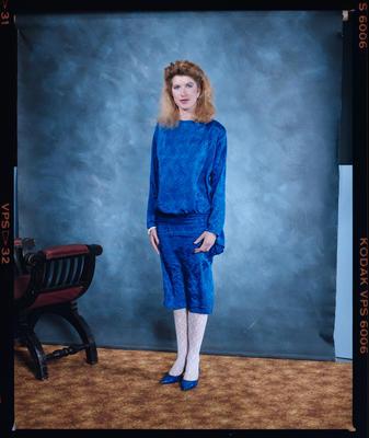 Negative: Heather Welsh Portrait
