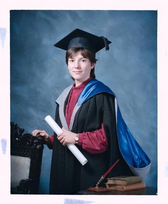 Negative: Sandra Bayliss Graduate