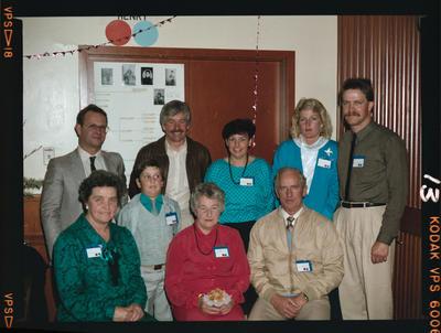 Negative: Stephens Family Portrait