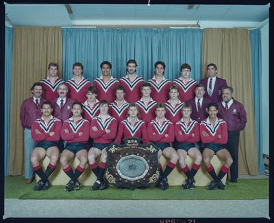 Negative: Canterbury Rugby League 19yos