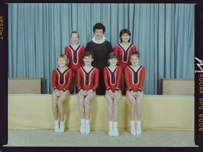 Negative: Canterbury Gymnastics Junior Team