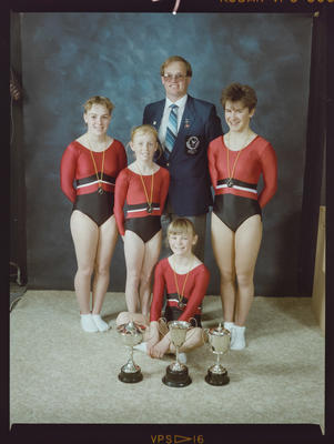 Negative: Canterbury Gymnastics Junior Team Members