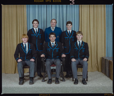 Negative: CBHS Rowing 1986