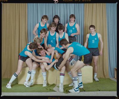 Negative: CBHS Basketball 1986