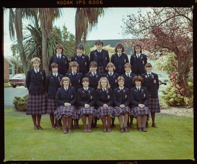 Negative: CGHS Acland House Group 1986